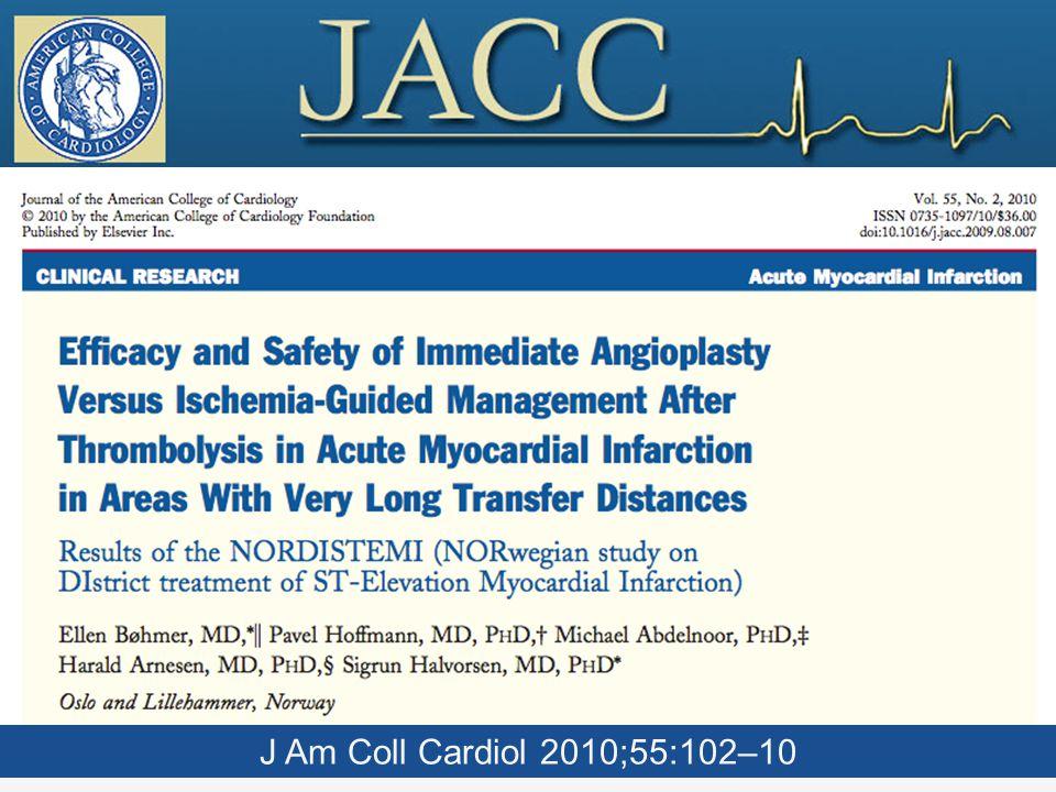 J Am Coll Cardiol 2010;55:102–10