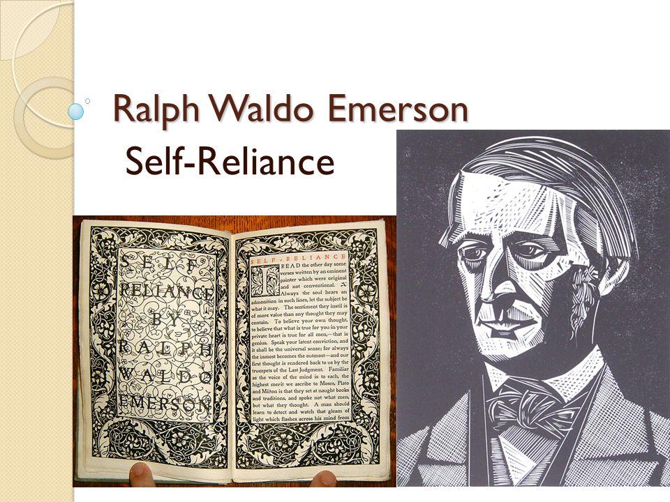 Emerson's Biography: The Sage of Concord 1803- Ralph Waldo Emerson born on May 25 in Boston.