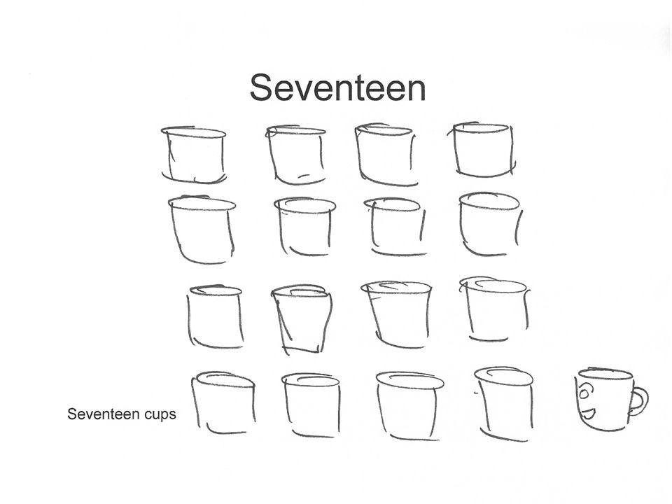 Seventeen Seventeen cups
