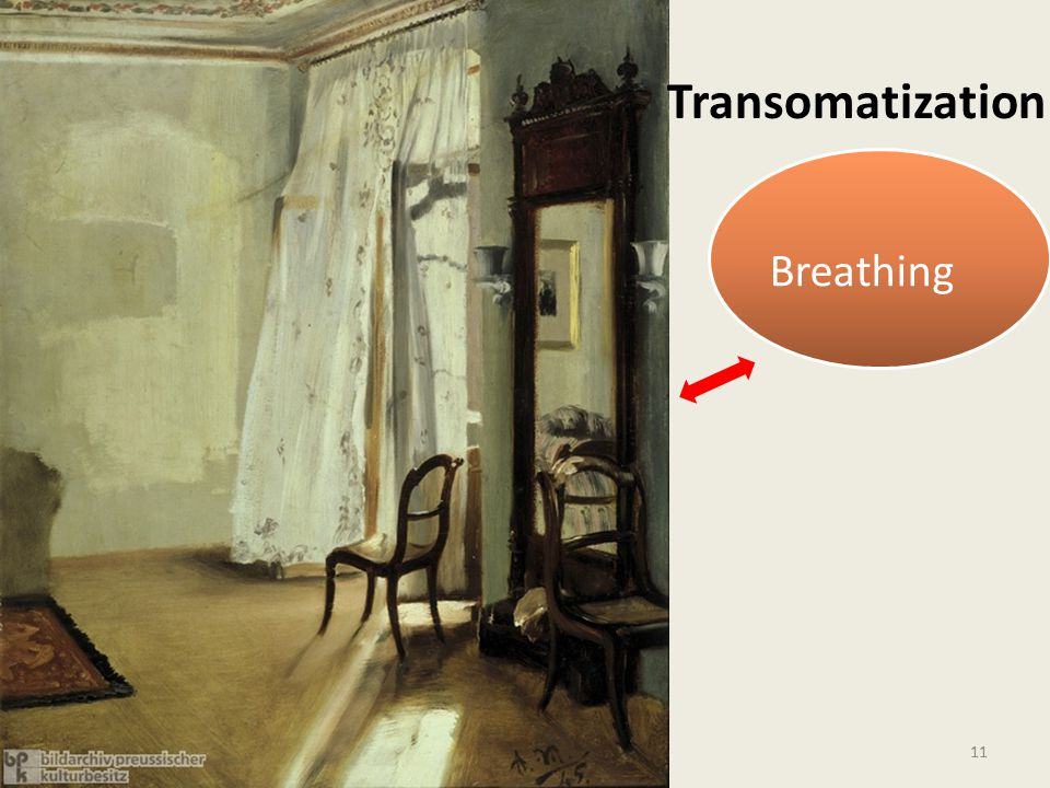 11 Breathing Transomatization