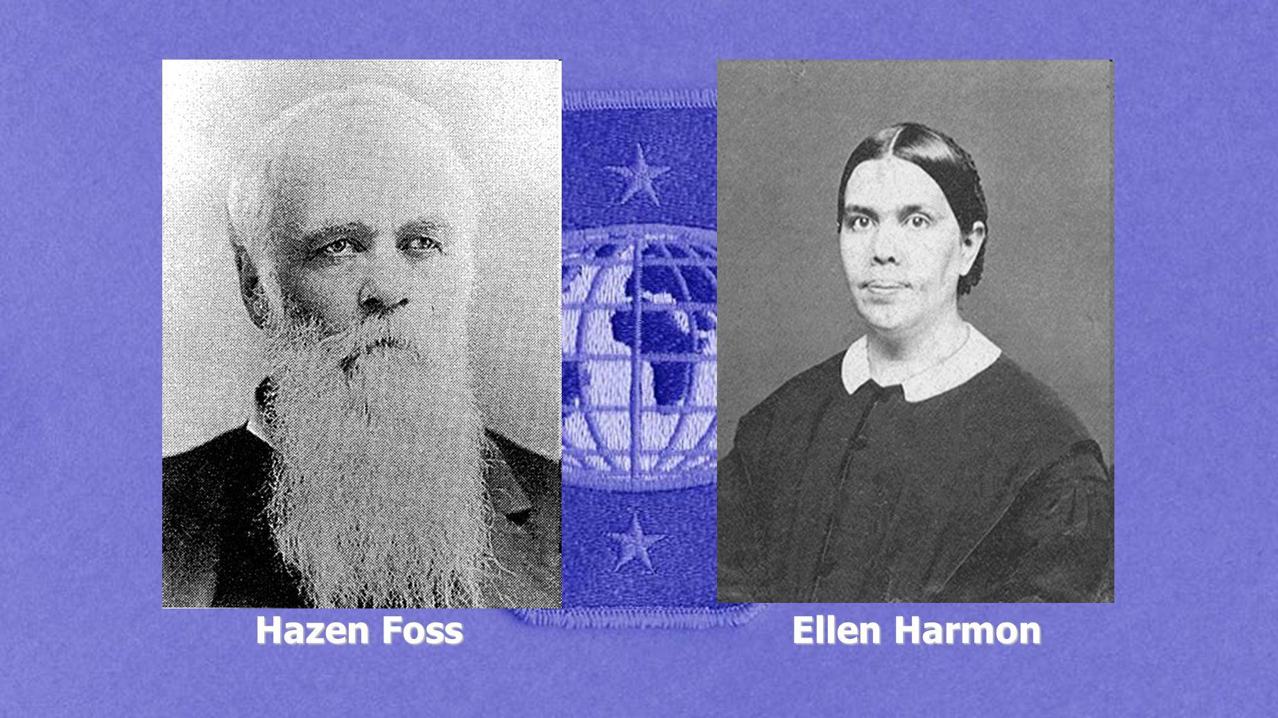 Hazen Foss Ellen Harmon