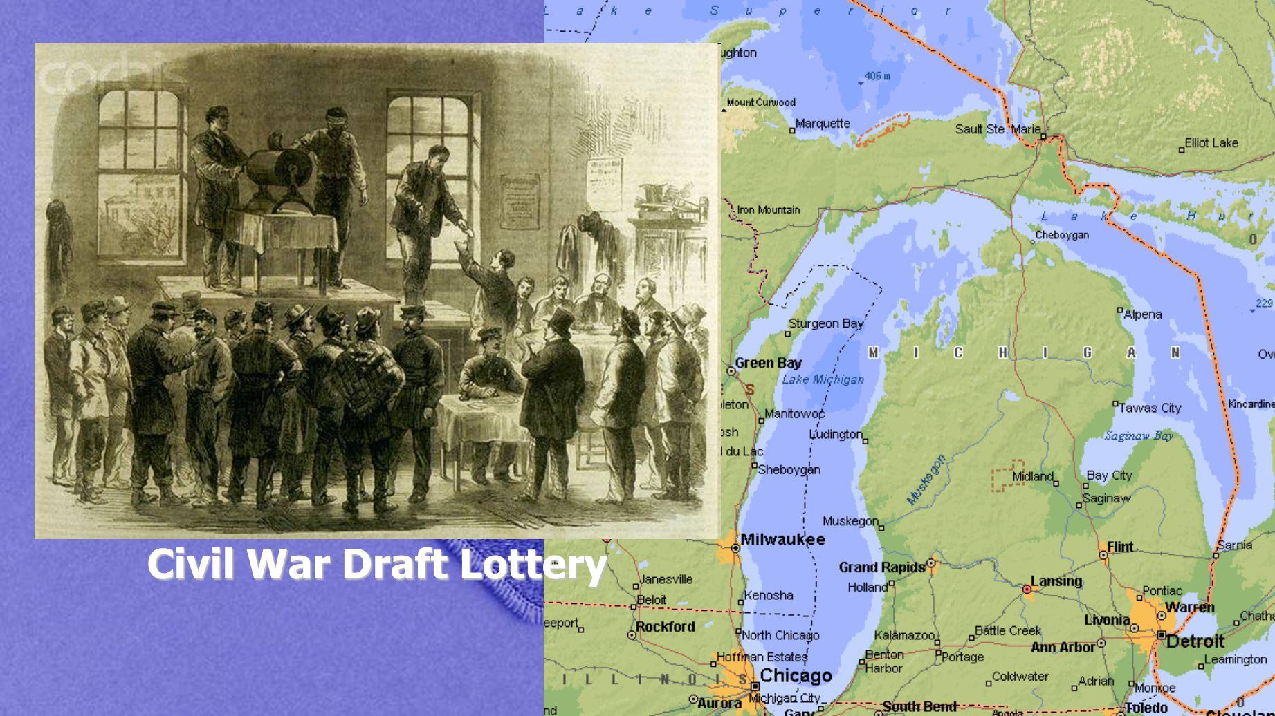 Civil War Draft Lottery