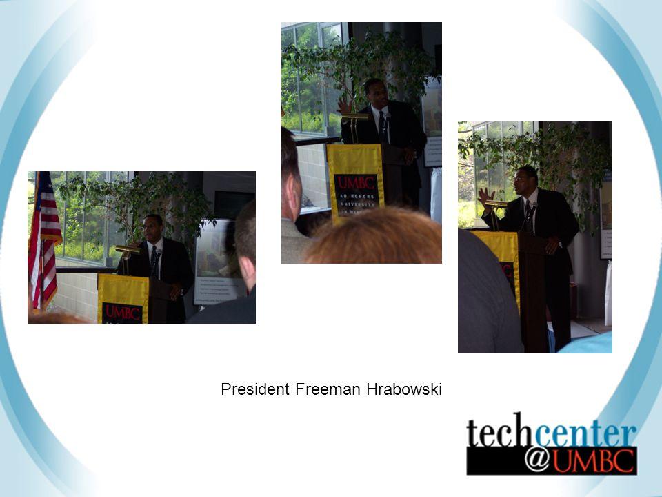 President Freeman Hrabowski