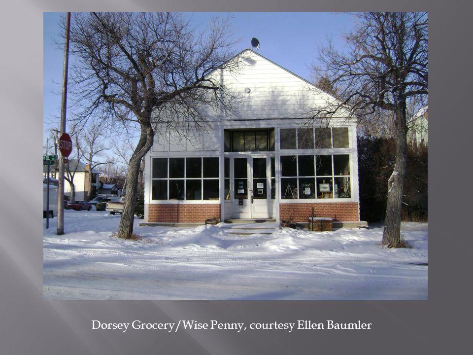 Dorsey Grocery/Wise Penny, courtesy Ellen Baumler