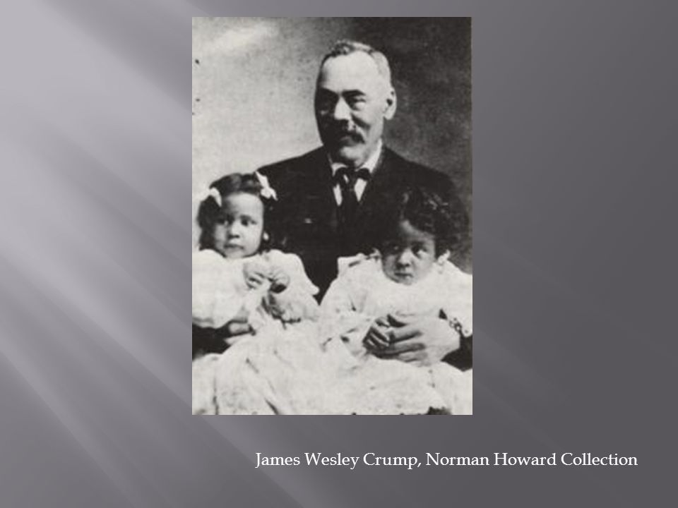 James Wesley Crump, Norman Howard Collection