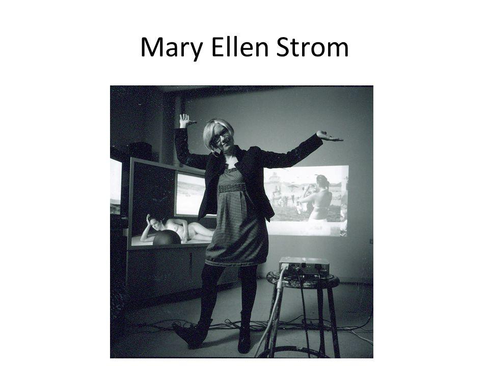 Mary Ellen Strom