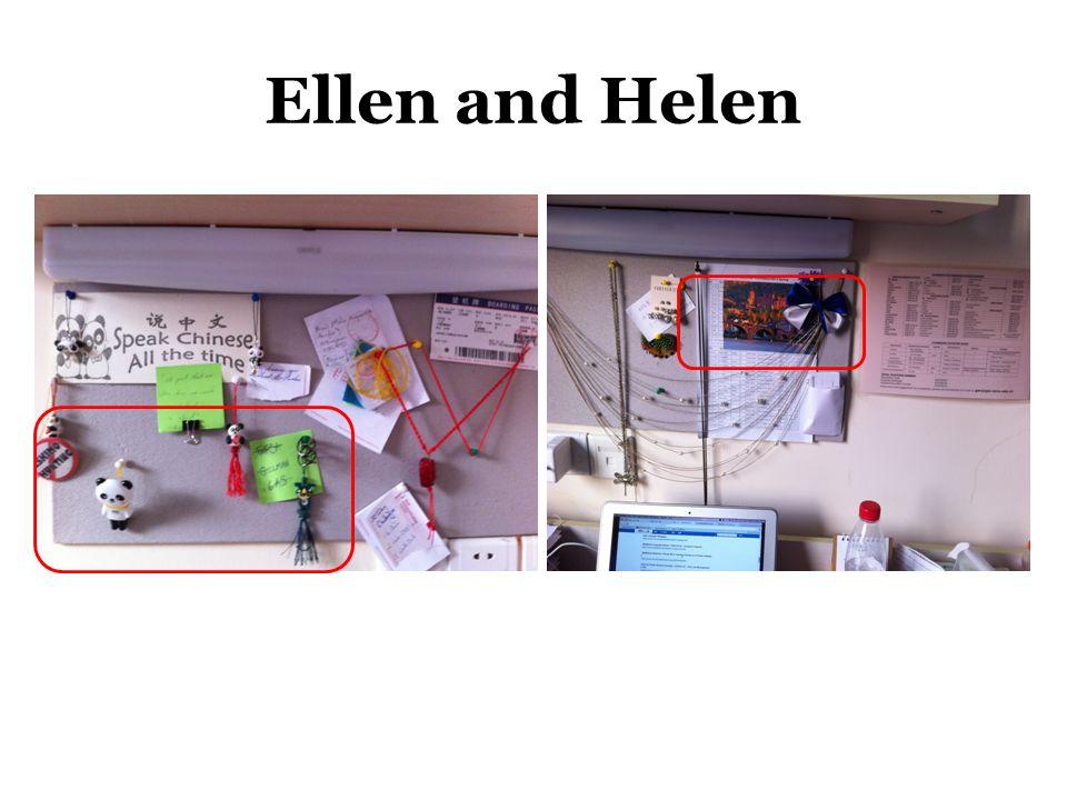 Ellen and Helen