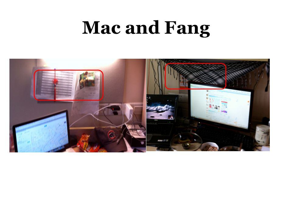 Mac and Fang