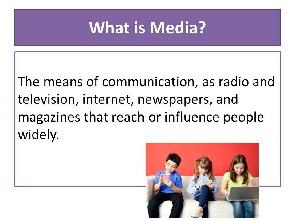 Engage Get to know the social media apps Talk about the media they use Discuss movies, TV programs, You Tube videos Make sure your conversations aren't only about what they shouldn't be doing Tell them about the media you like Ask questions