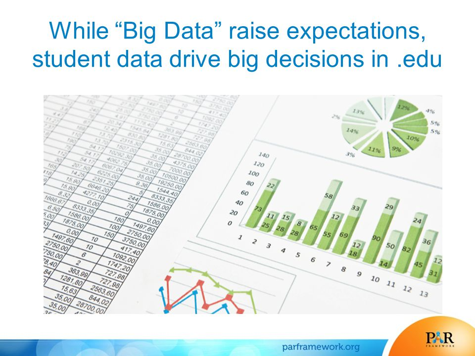 While Big Data raise expectations, student data drive big decisions in.edu