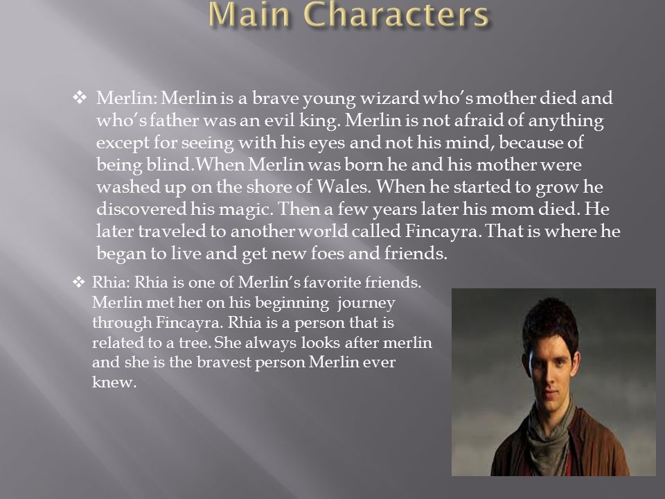  The Merlin series  The Great Tree of Avalon  Heartlight  Tree Girl  And many other great books