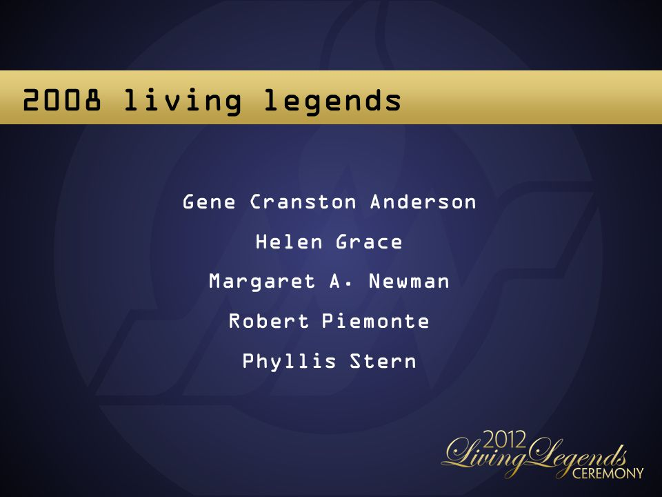 Gene Cranston Anderson Helen Grace Margaret A.
