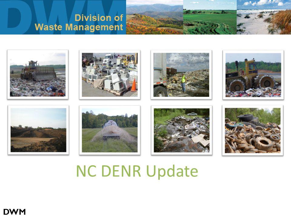 NC DENR Update DWM