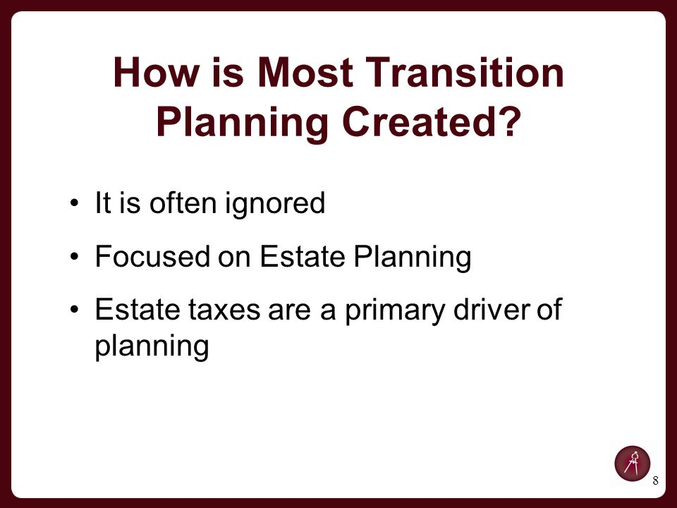 Estate Tax Issues 39