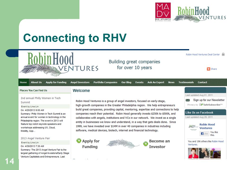Connecting to RHV 14
