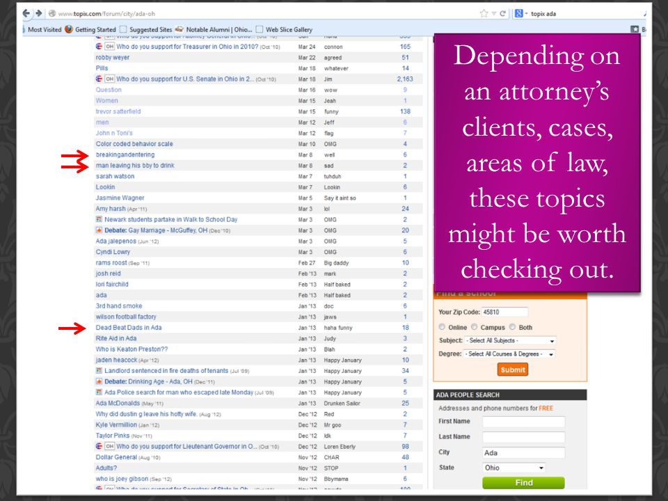 Social media research ties in with traditional legal research skills and competencies.