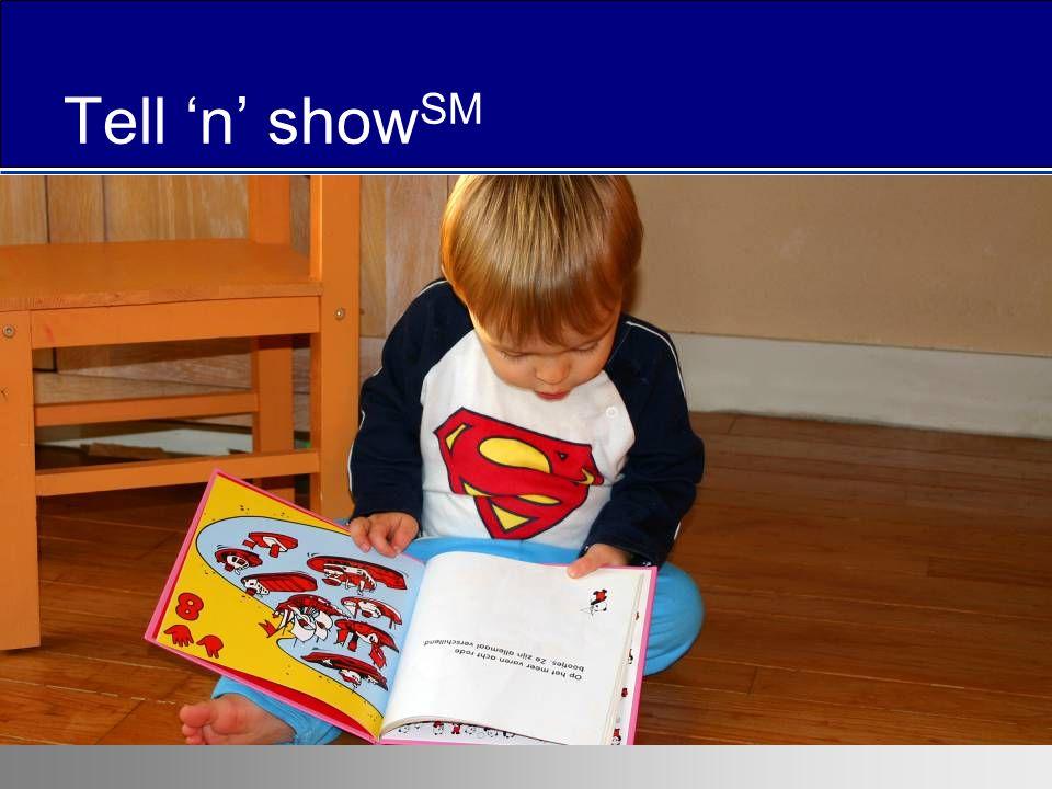 Tell 'n' show SM