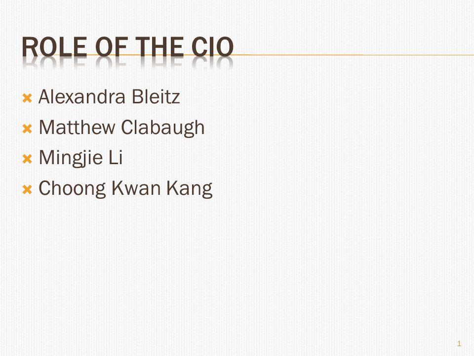  Alexandra Bleitz  Matthew Clabaugh  Mingjie Li  Choong Kwan Kang 1