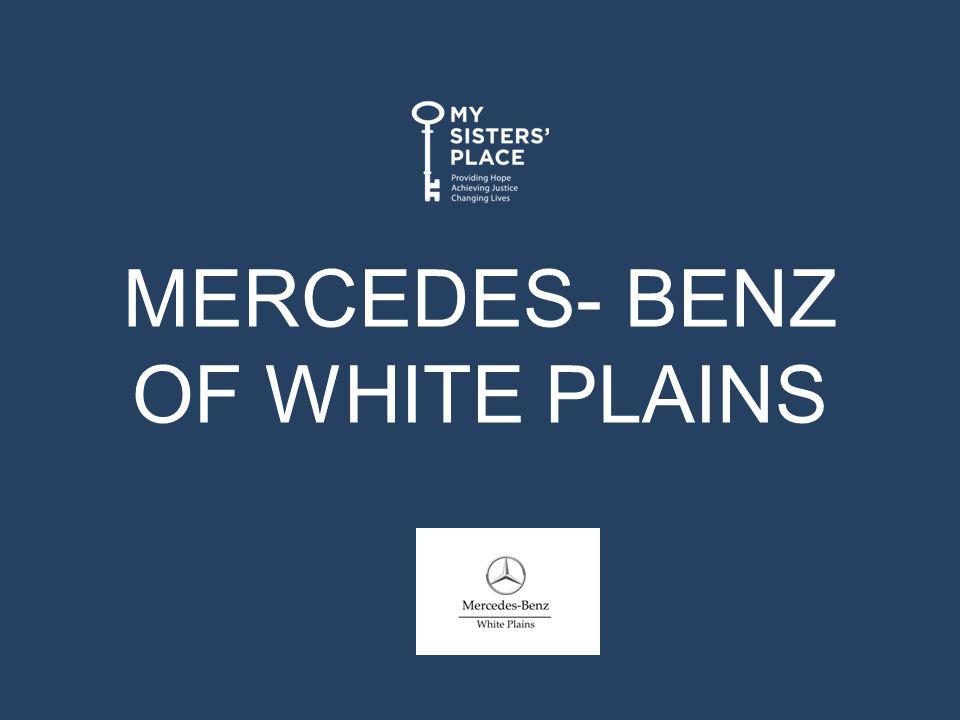 MERCEDES- BENZ OF WHITE PLAINS