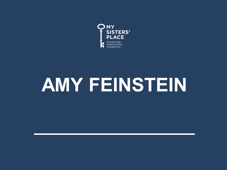 AMY FEINSTEIN