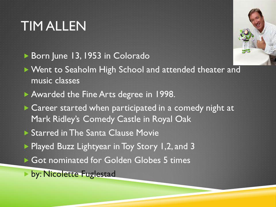 Ellen D e G eneres  Ellen DeGeneres was born on Jan. 26, 1958  Started her show on September, 08, 2003  Been married since 2008  She has a brother