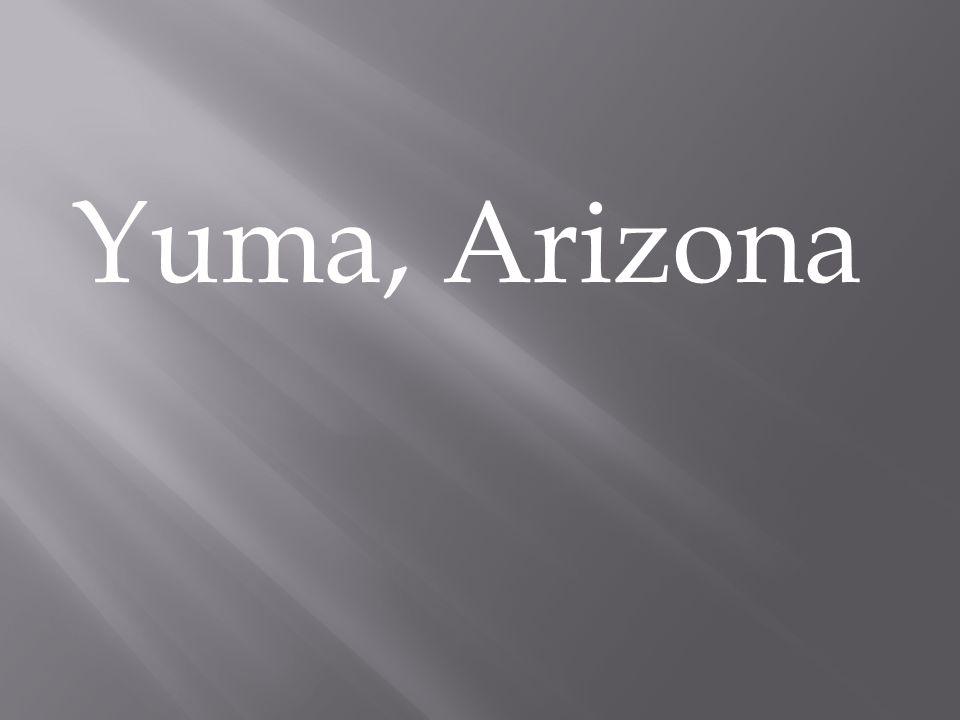 Yuma, Arizona