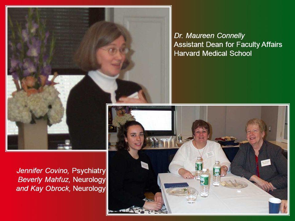 Lisa Dean, Pediatrics and Diane Sheehan, Orthopaedics Beverly Mahfuz and Kay Obrock, Neurology