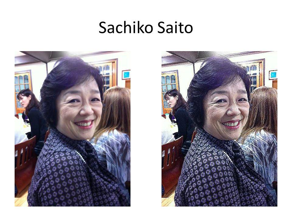 Sachiko Saito