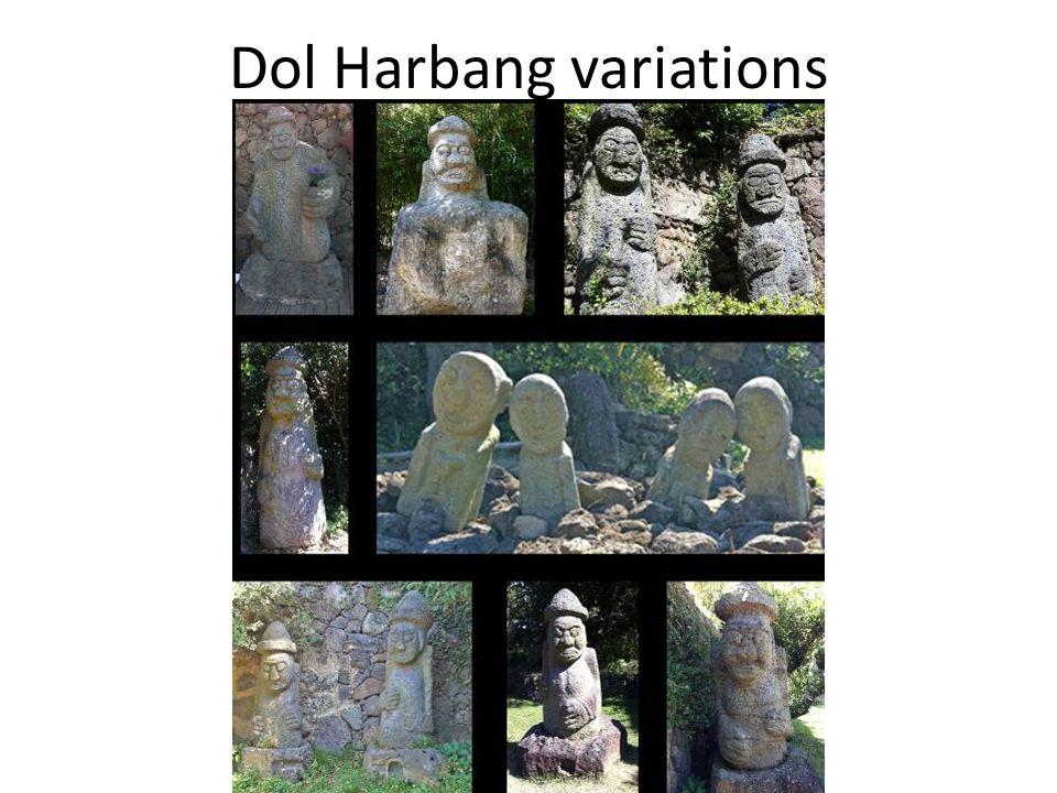 Dol Harbang variations