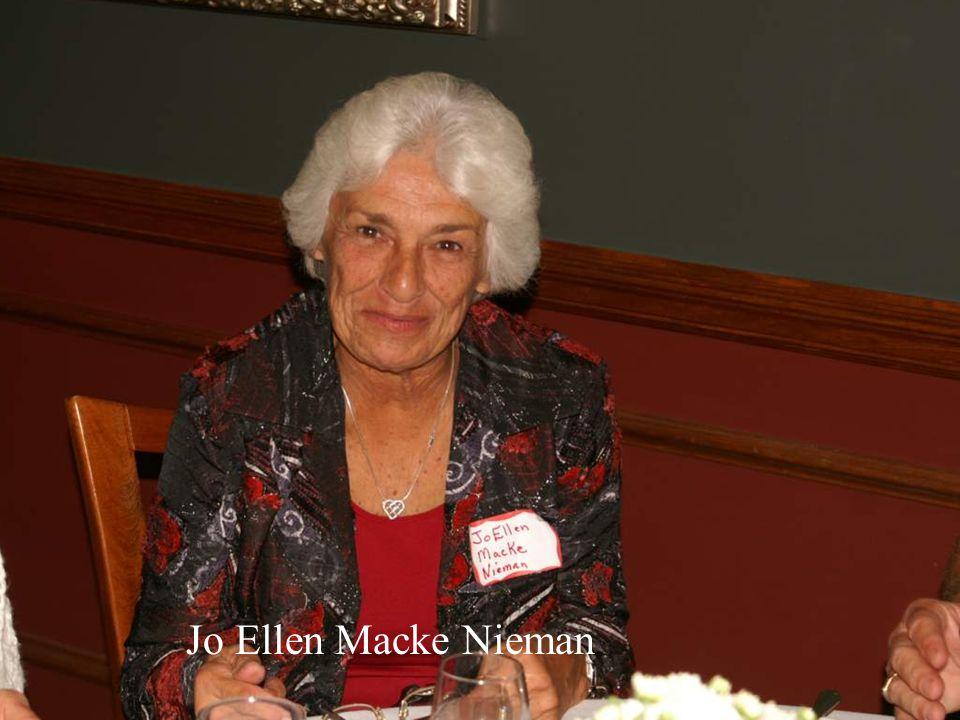 Jo Ellen Macke Nieman