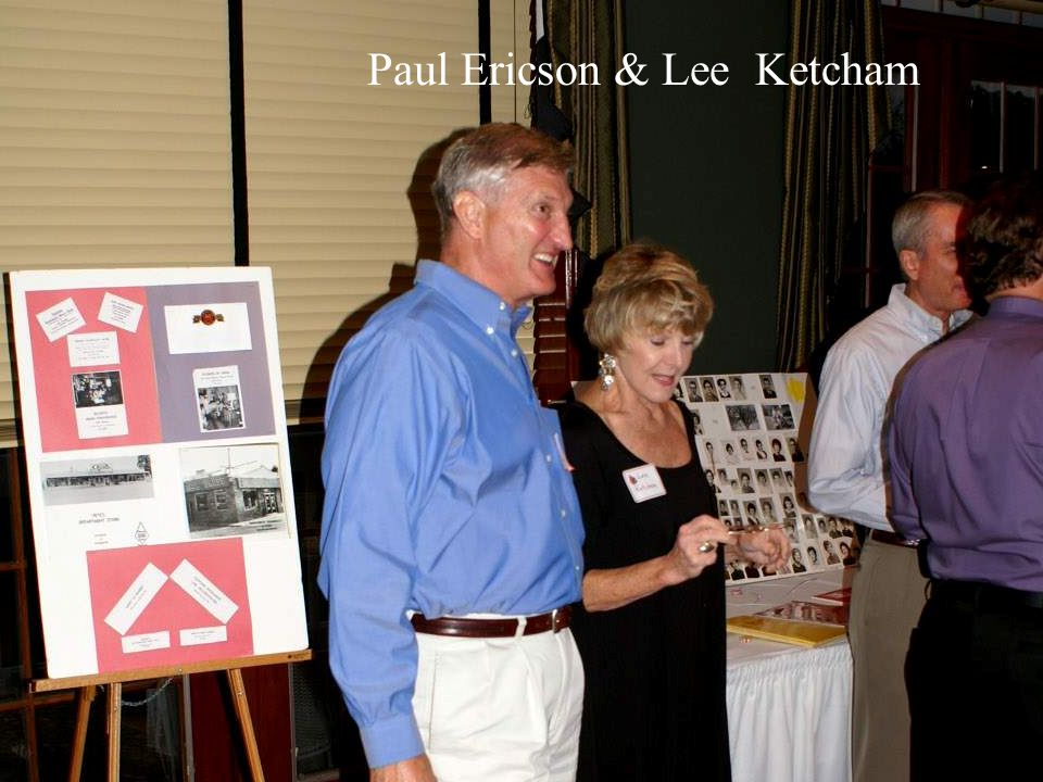 Paul Ericson & Lee Ketcham