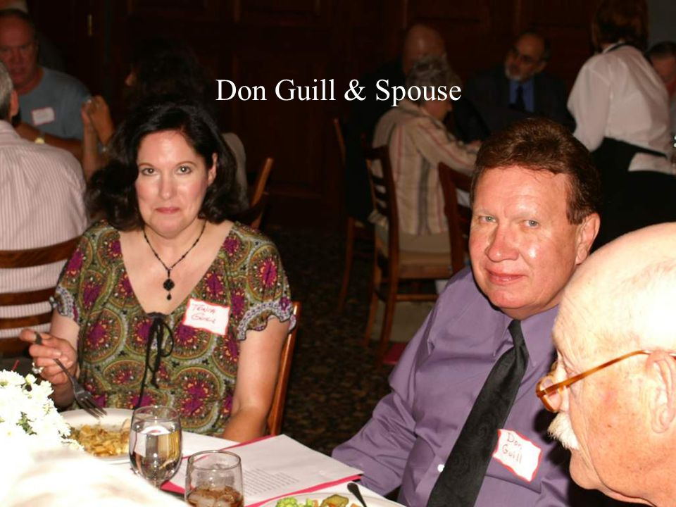 Don Guill & Spouse