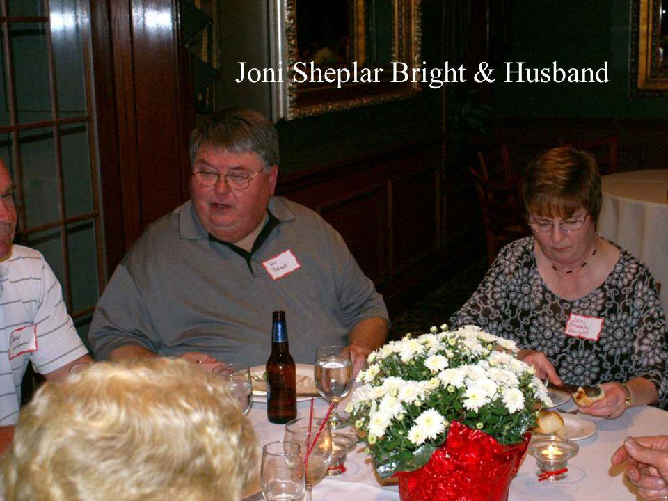 Joni Sheplar Bright & Husband