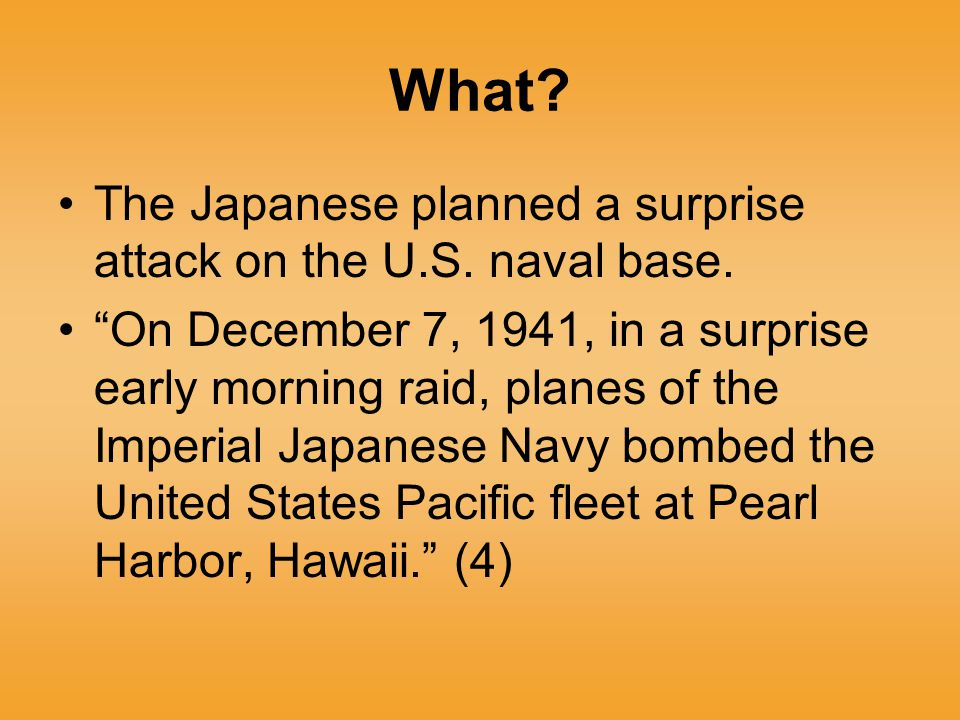 Why.The Japanese wanted to gain control of the Pacific.