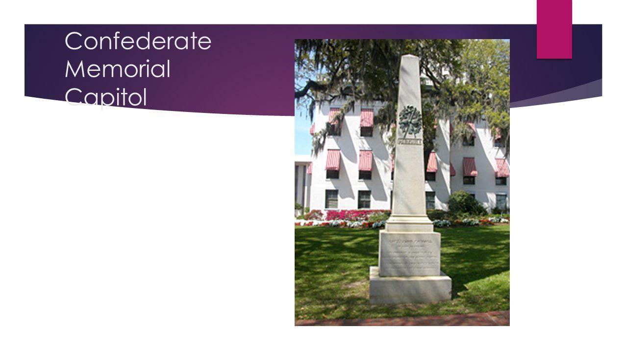 Confederate Memorial Capitol