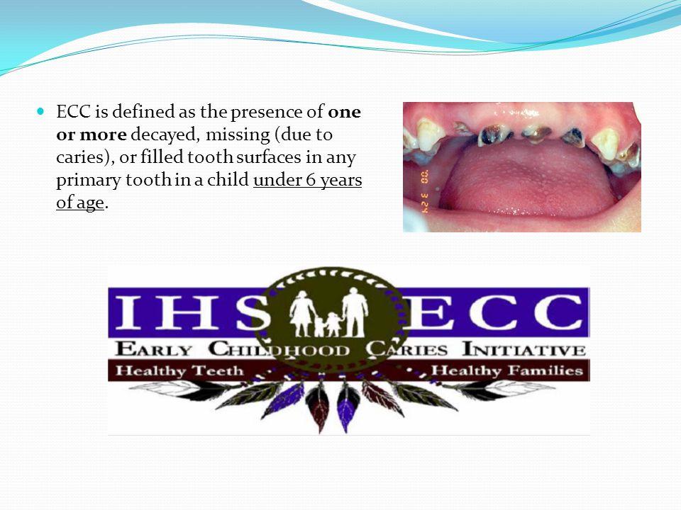 ECC Initiative Packet Together we can prevent ECC!!!