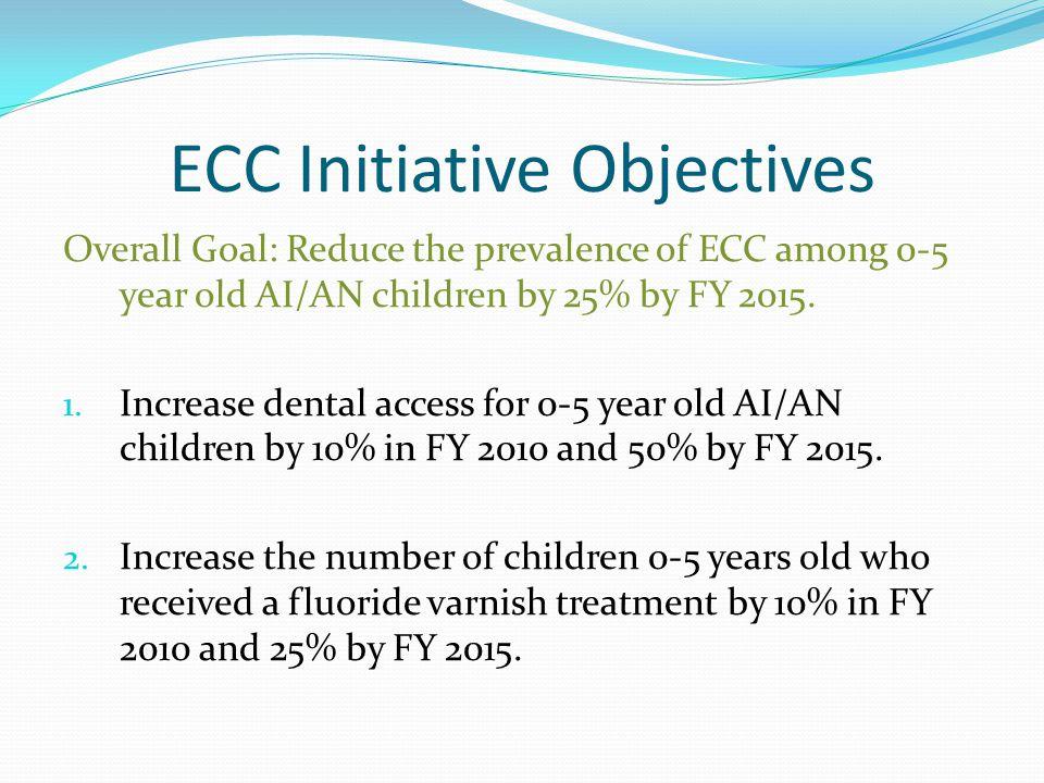 ECC Initiative Objectives 3.