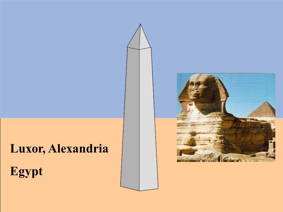 Luxor, Alexandria Egypt