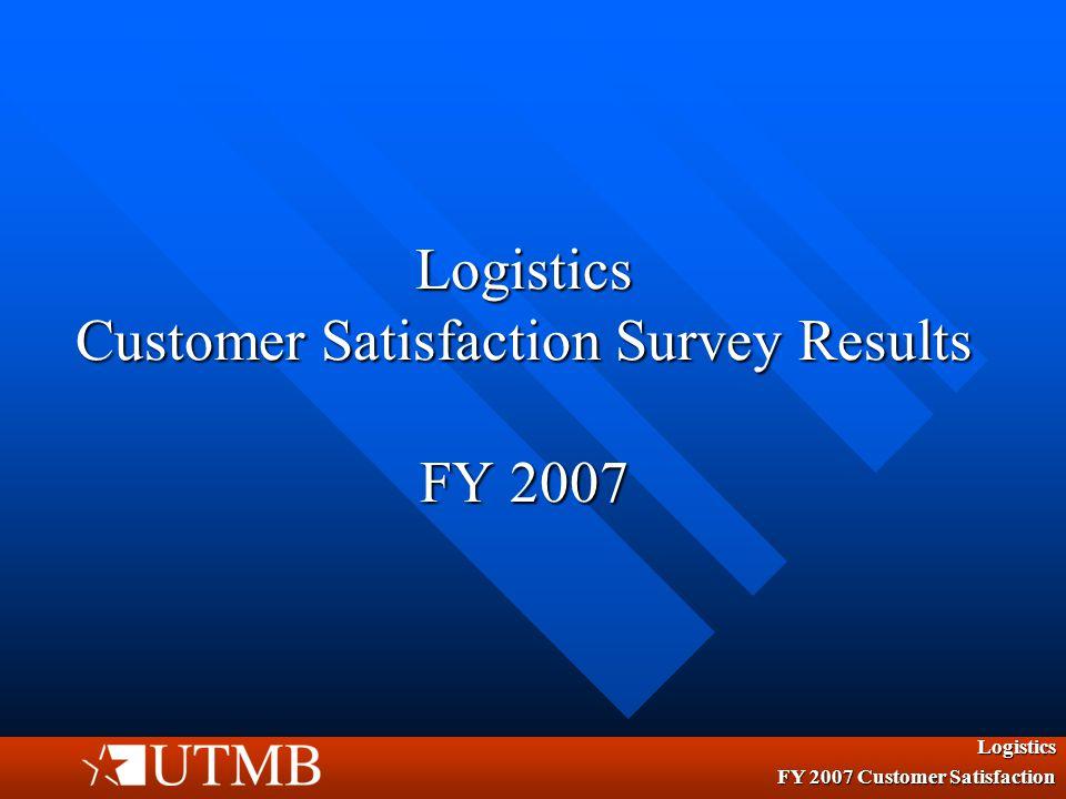 Logistics Surplus Equipment Overall Rating