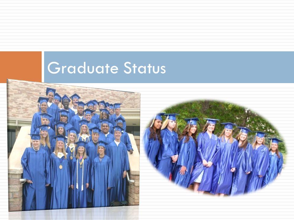 Graduate Status