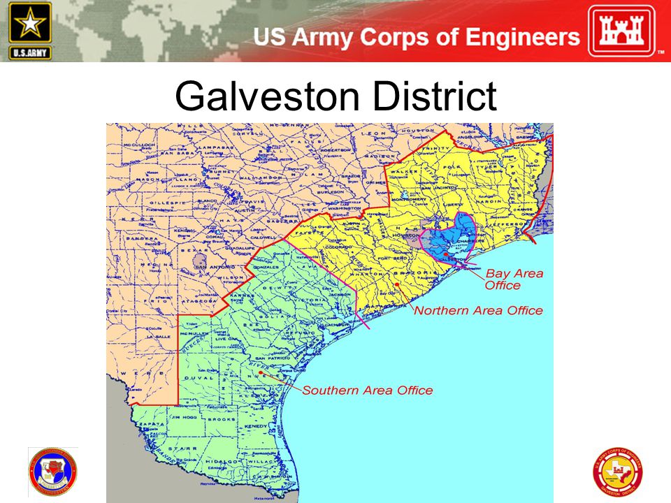 Galveston District