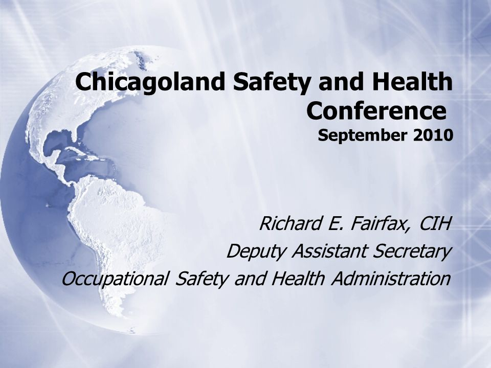 OSHA Emphasis  Injury and Illness Prevention Program  Silica  Beryllium  PELs  Confined Space in Construction  Infectious Diseases  Looking into a standard related to the Kleen Energy explosion  Modernizing recordkeeping  Injury and Illness Prevention Program  Silica  Beryllium  PELs  Confined Space in Construction  Infectious Diseases  Looking into a standard related to the Kleen Energy explosion  Modernizing recordkeeping