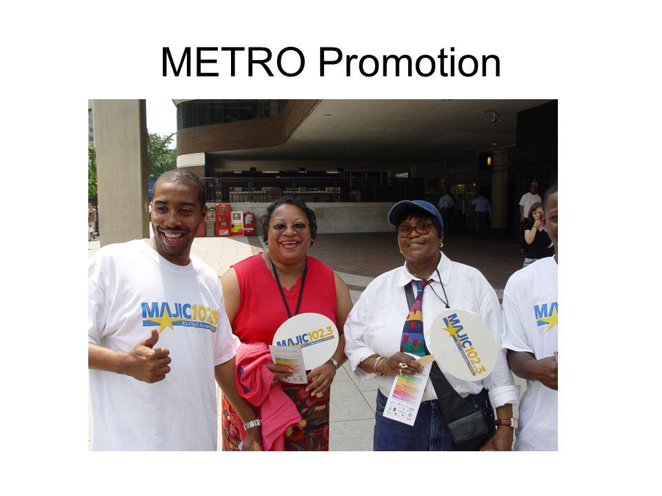 METRO Promotion