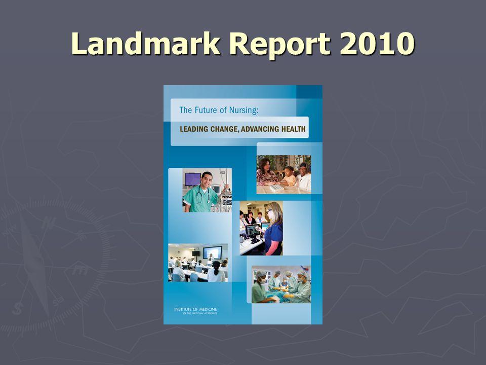 Landmark Report 2010