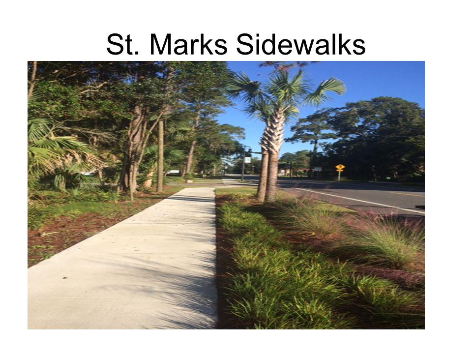 St. Marks Sidewalks