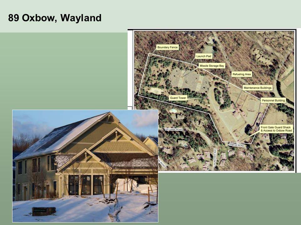 89 Oxbow, Wayland
