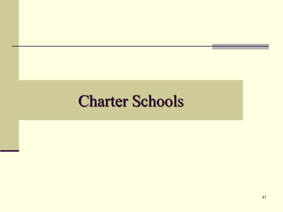 41 Charter Schools
