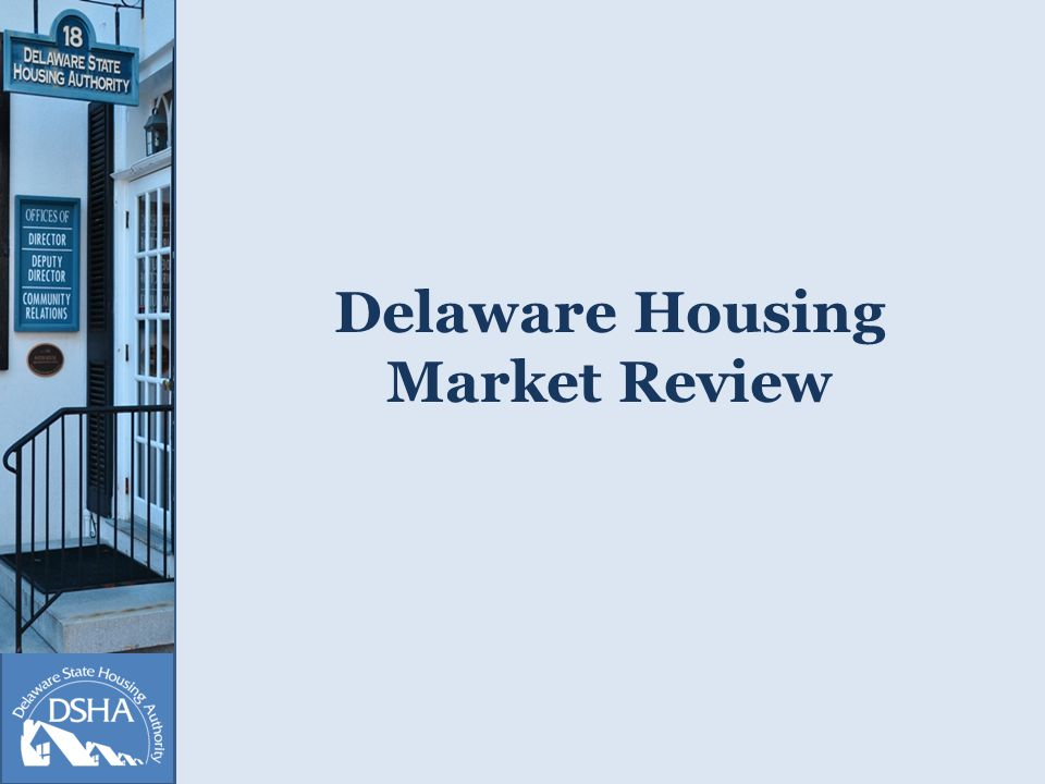 Delaware Housing Market Review