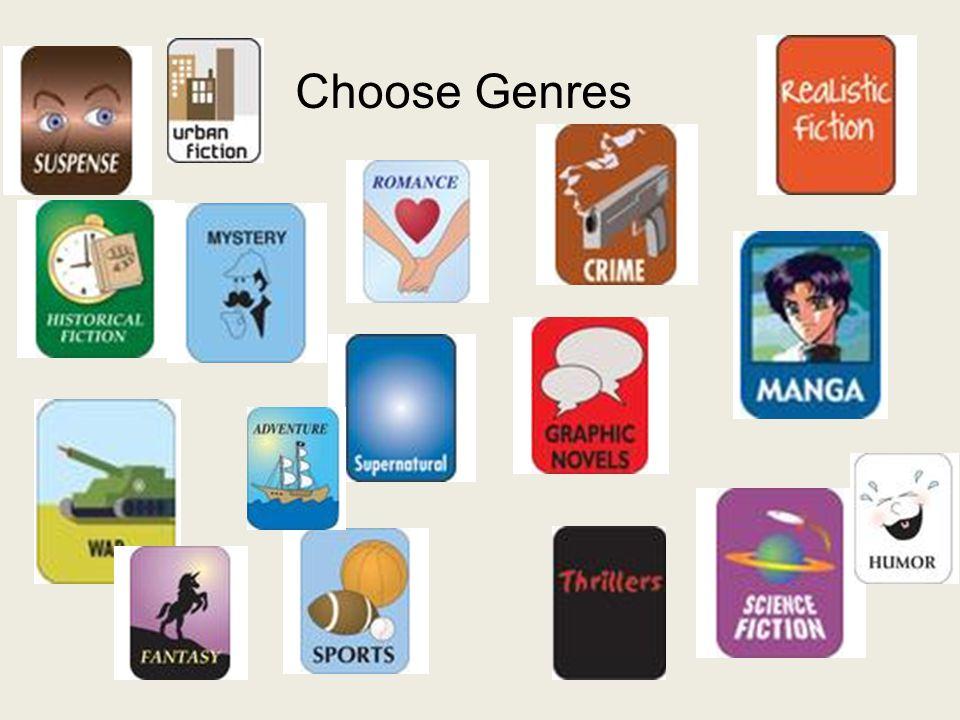 Choose Genres