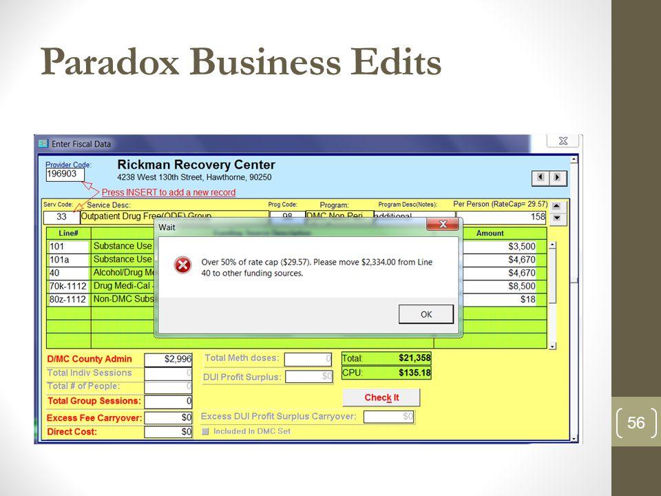 Paradox Business Edits 56